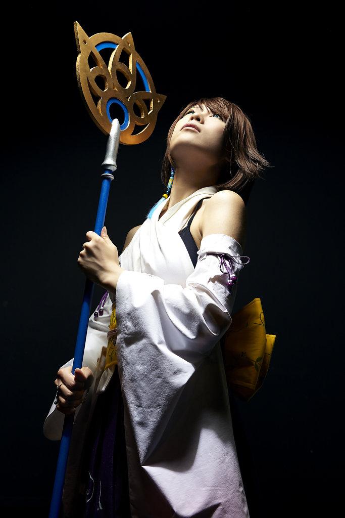 Yumi - Yuna Cosplay