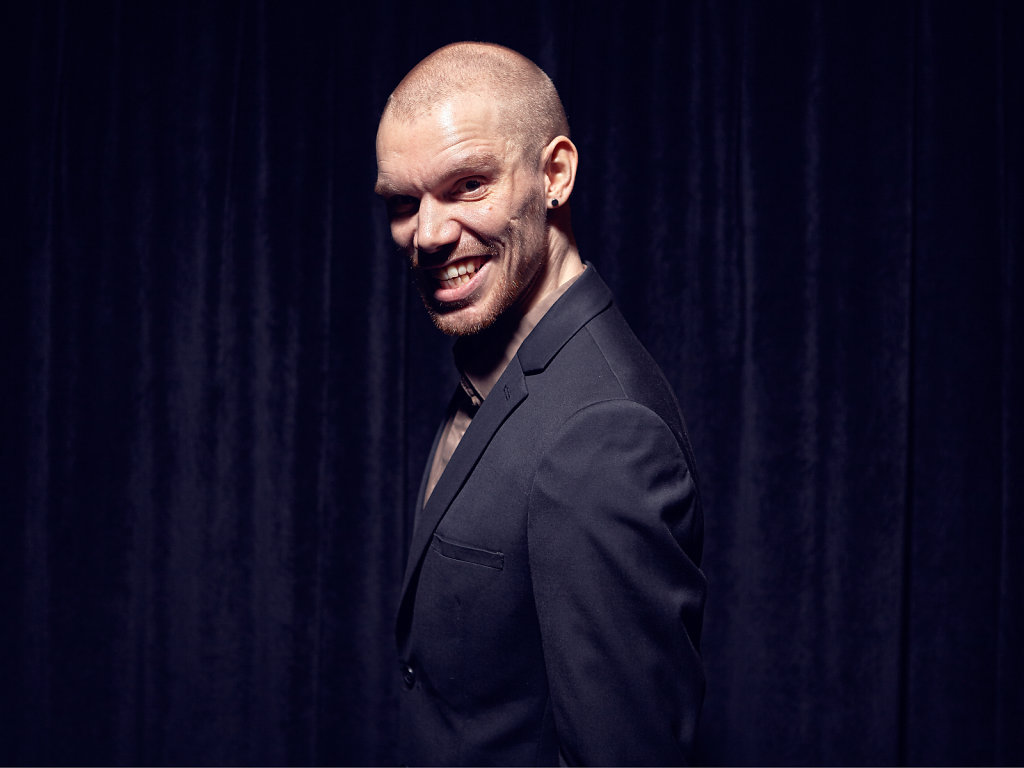 Gregory Deck - Actor